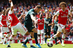 Arsenal 2-1 Burnley: Aubameyang tỏa sáng (H2)