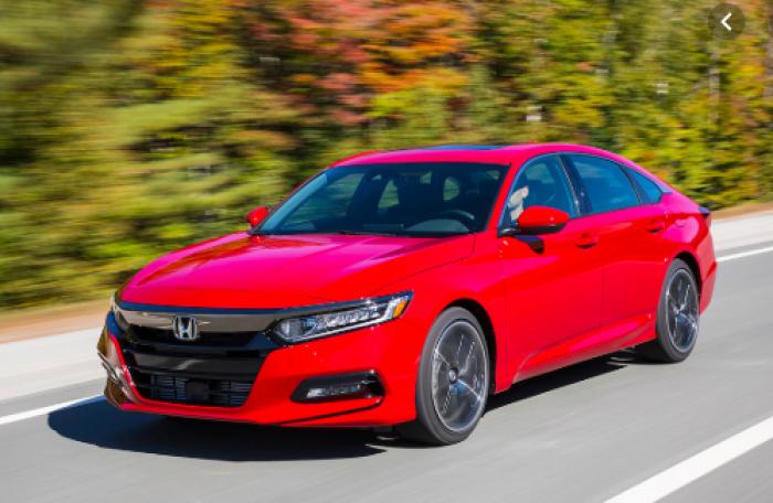 Honda Accord lỗi động cơ tăng áp bị triệu hồi hơn 200 ngàn xe