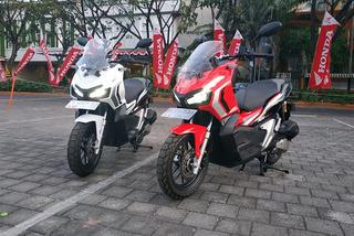 Xe tay ga địa hình Honda ADV 150 cháy hàng ở Indonesia