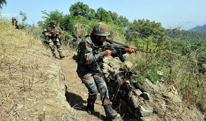 Ấn Độ,Pakistan,đấu súng,vùng tranh chấp,Kashmir