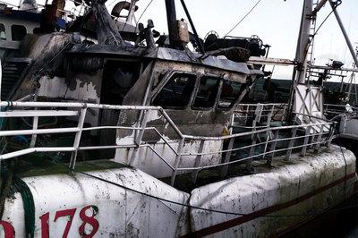 Tàu khách bốc cháy ngoài khơi Indonesia, 7 người chết