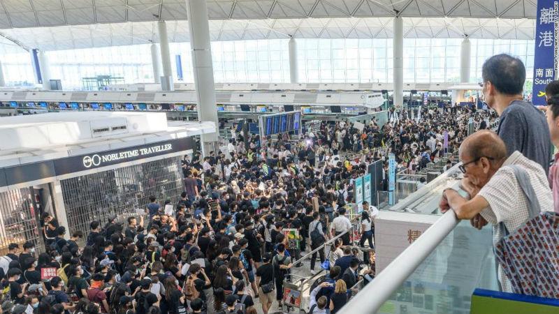 hong kong biểu tình,kinh tế hong kong
