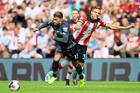 Southampton 0-0 Liverpool: Adrian cứu thua xuất sắc (H1)