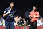 Celta Vigo 0-1 Real Madrid: VAR từ chối bàn thắng (H2)