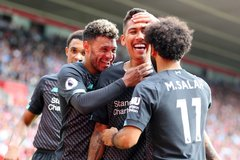 """Mane và Firmino ghi bàn, Liverpool thắng """"toát mồ hôi"""""""
