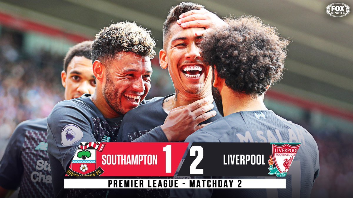 Liverpool,Southampton