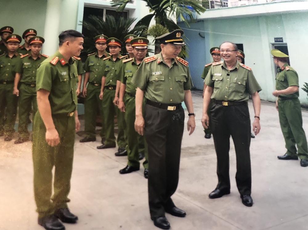 Cảnh sát hình sự,Công an TP.HCM,Hiệp sĩ đường phố