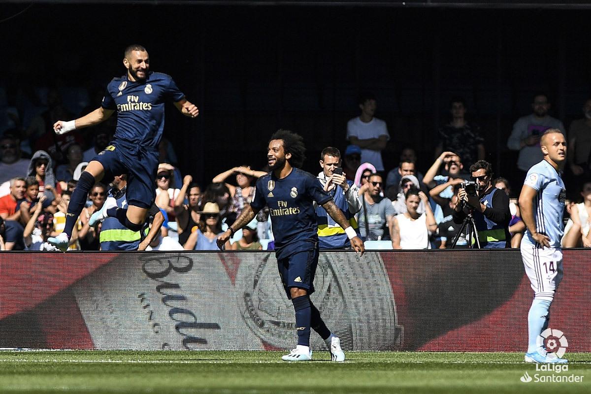 Benzema rực sáng, Real thắng to trận mở màn