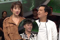 Trường Giang cảnh báo Hari Won sẽ mất 'chén cơm' vì Trần Anh Huy