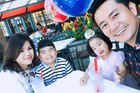 'Jang Dong Gun Việt': Gia đình tôi vẫn hạnh phúc, không có chuyện ly hôn