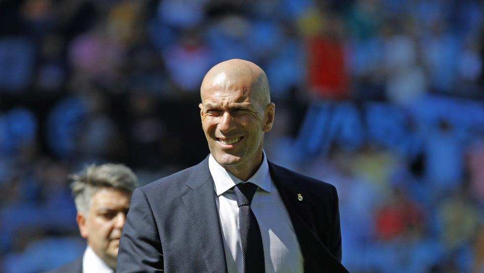 Real Madrid,Zinedine Zidane,Zidane,Gareth Bale