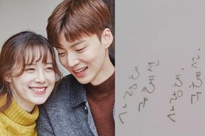 'Nàng Cỏ' Goo Hye Sun bất ngờ thông báo ly hôn chồng kém 3 tuổi