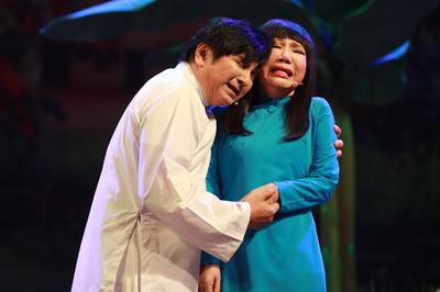 Khán giả lại khóc vì Lan và Điệp sau tròn 45 năm
