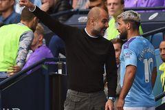 Man City hòa tức tưởi, Guardiola nổi giận mắng mỏ Aguero