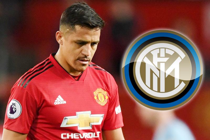 Nóng Alexis Sanchez rời MU đến Inter trong 24 giờ tới