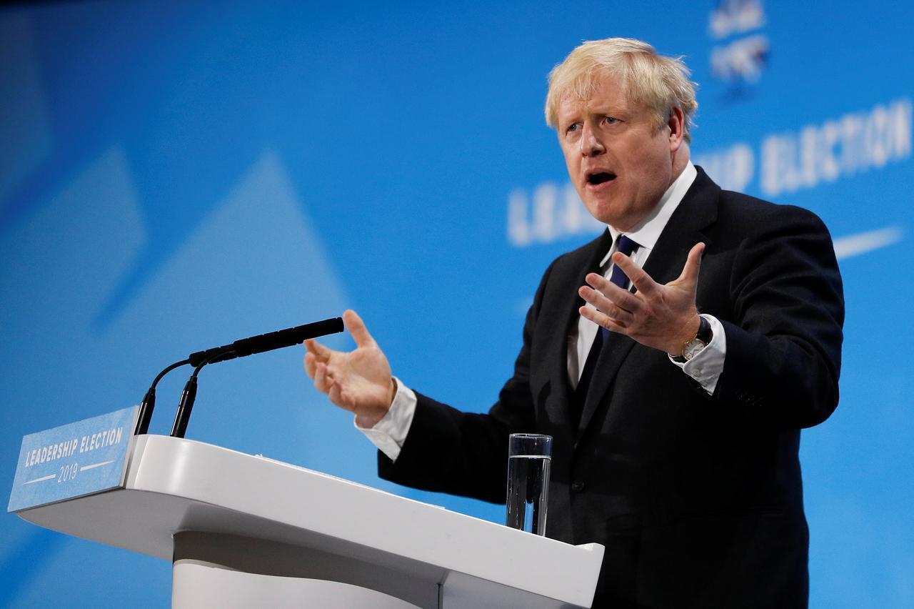 Ông Johnson quyết đưa Anh rời khỏi EU