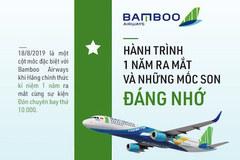 Bamboo Airways - hành trình 1 năm ra mắt và những mốc son đáng nhớ