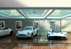 Garage đẹp long lanh dành riêng cho siêu xe Aston Martin