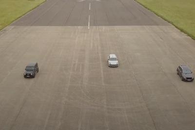 """""""Bé hạt tiêu"""" Suzuki Jimny đọ sức với 3 SUV hàng đầu thế giới"""