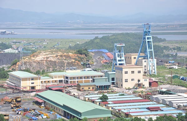 công nhân,Quang Ninh