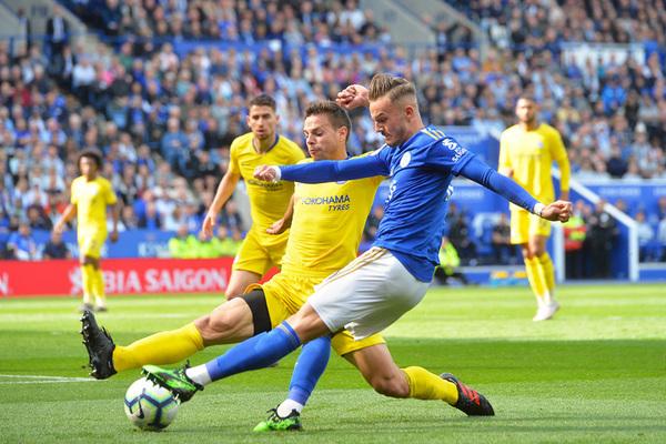 Trực tiếp Chelsea vs Leicester: Giroud và Pulisic đá chính