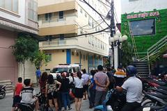 Thầy giáo người Mỹ rơi từ tầng 4 xuống đất ở Nghệ An