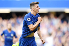 Chelsea 1-0 Leicester: Mason Mount lập công (H1)