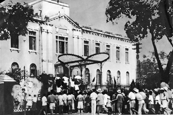 Cách mạng tháng tám,Hồ Chí Minh,Lễ độc lập