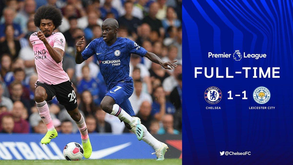 Chelsea tuột chiến thắng, Lampard ngồi trên đống lửa