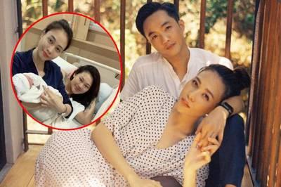 Đàm Thu Trang bị giục sinh con cho Cường Đô La