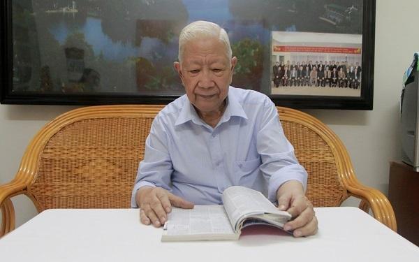 Giáo sư Lê Đức Hinh và ký ức đáng nhớ về những ngày chiến đấu với dịch viêm não Nhật Bản