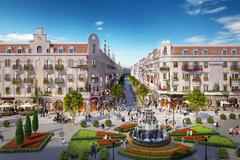 5 lý do khiến nhà đầu tư 'săn lùng' Shophouse Europe trong tháng 8