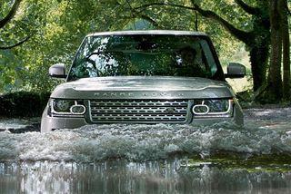 """Bất ngờ với 5 chiếc SUV có khả năng """"bơi lội"""" cực đỉnh"""