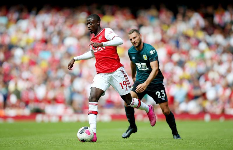 Arsenal,Aubameyang,Lacazette,Nicolas Pepe,Unai Emery,Liverpool