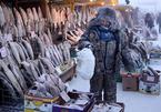 Cuộc sống trong thời tiết âm 46 độ C, lạnh đến khó thở ở Nga