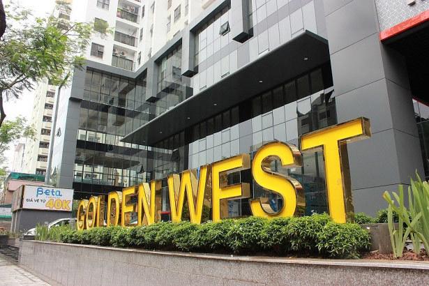 dự án Golden West,Sai phạm tại dự án Golden West,Thanh tra xây dựng,Vietradico