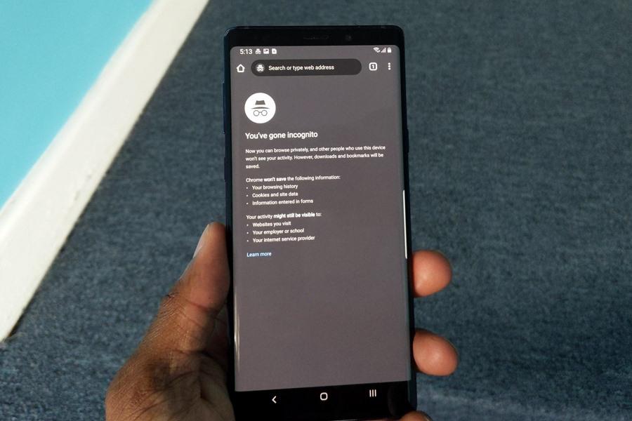 Mẹo luôn mở Chrome ở chế độ ẩn danh trên Android