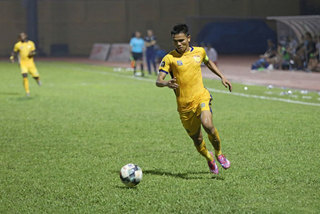 Thanh Hoa lose again, lower in V.League ranking