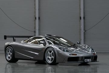 Xe đua McLaren F1 cổ cực hiếm bán giá kỷ lục gần 460 tỷ