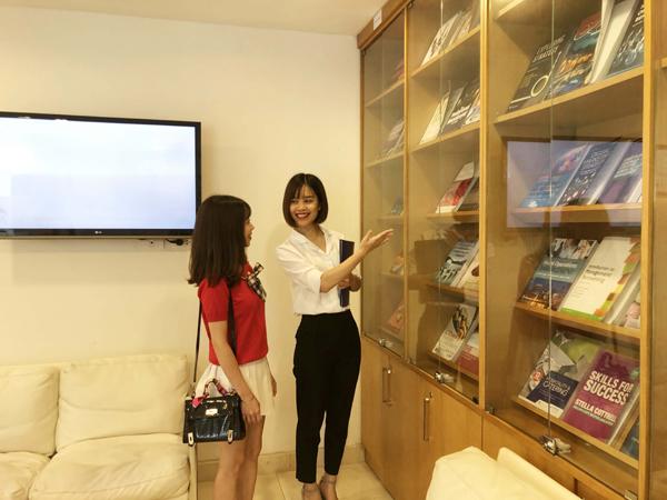 Học quản trị khách sạn - ẩm thực ở Học viện Quốc tế CHM