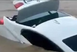 Không hài lòng về món quà sinh nhật, chàng trai ném thẳng chiếc BMW xuống sông