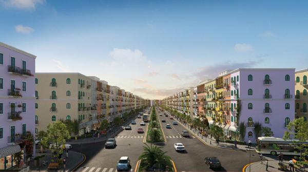 Nhà phố đô thị 'lên ngôi' ở Nam Phú Quốc
