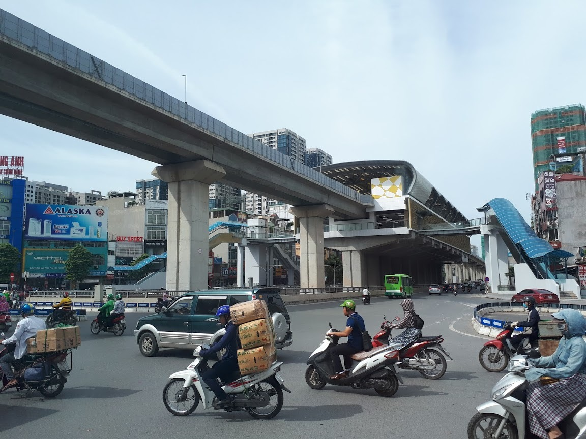 Đường sắt Cát Linh - Hà Đông, vay vốn Trung Quốc, bị nhiều phụ thuộc