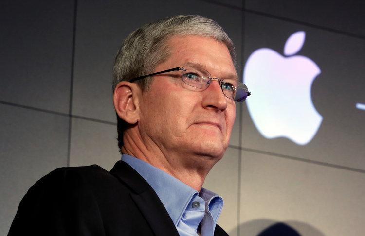 CEO Apple,Tim Cook,Samsung