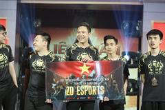 Đã có đội esports đại diện Việt Nam dự SEA Games 30