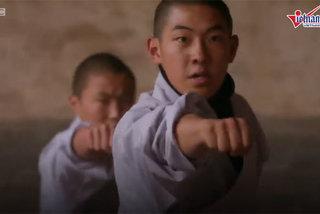Hé lộ bài thi khắc nghiệt lựa chọn bậc thầy Kungfu