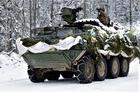 Khám phá xe thiết giáp M1126 Stryker Thái Lan sắp sở hữu