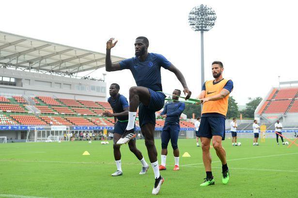 Chelsea,Frank Lampard,Bakayoko,Batshuayi