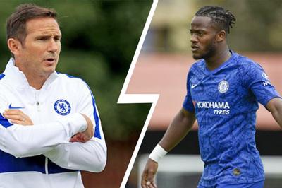 """Lampard tống tiễn 3 """"kẻ ăn hại"""" ra khỏi Chelsea"""