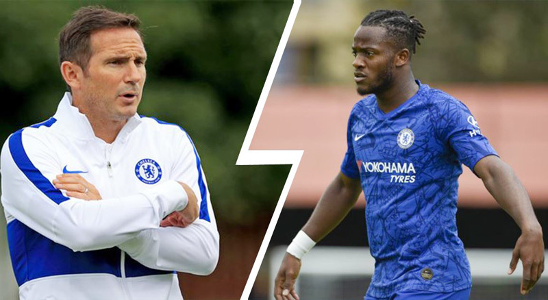 Lampard tống tiễn 3 'kẻ ăn hại' ra khỏi Chelsea